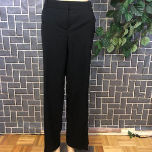 ATTENTION WMS SZ 10 MODERN FIT BLACK PANTS GUC